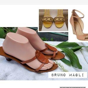 Bruno Magli sandals 41/